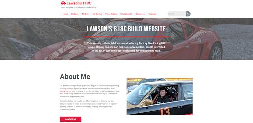New Year, New Job, New Website!